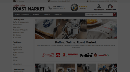 Screenshot roastmarket.de